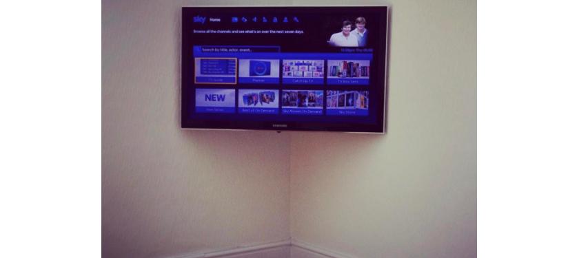 Tv Wall Mount Installation One Vision Digital Ltd